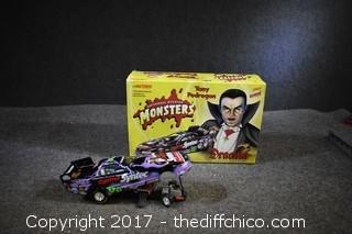 Terry Pedregon Dracula Collectible Car
