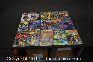 15 Comic Books
