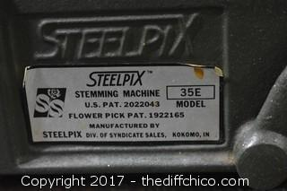 SteelPix Stemming Machine