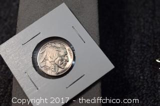 1937 Un-Circulated Indian Head Nickel