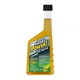 Diesel Power! 15210 Fuel Injector Cleaner - 12 Fl oz 2 QTY