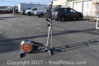 Crescendo Fitness Elliptical Cross Trainer