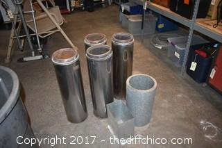 4 Triple Wall Ducting & More