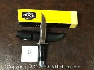 New Buck 119 USA knife