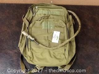 Monkey pak military style backpack