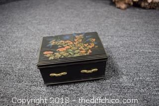 Jewelry Box + Contents