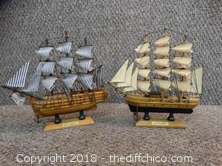 2 Ships