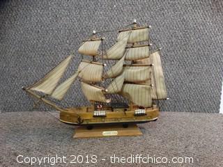 Hurricane Ship