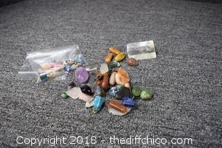 Gemstones & More