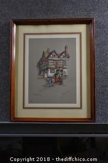 The Bell Inn-Signed