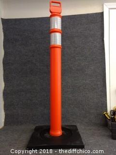 """Safety Cone 50"""" Tall"""