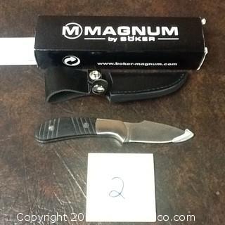 new magnum boker knife