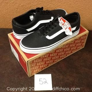 New men's van's shoes