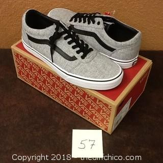 new men's Vans shoes