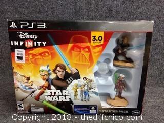 PS3 Disney Infinity Star Wars Pack