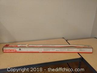 "Lithonia Lighting Shop Light - Model # 1233 - 48"""