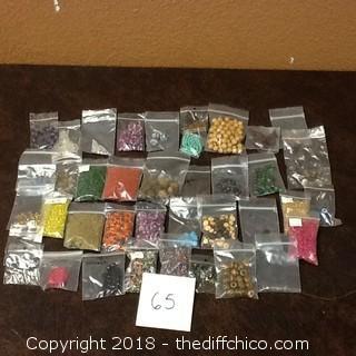huge bead lot