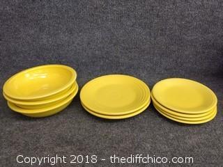 Sunflower Fiesta Dinnerware - 9 Piece