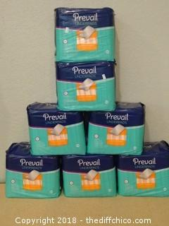 Prevail - 7 Packs - Size XL