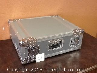 PSG DJ equipment case