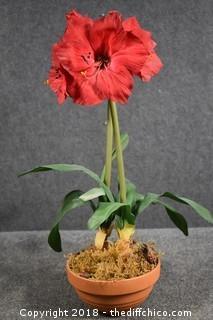 24in Tall Artificial Flower Arrangement