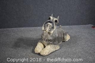 Sandi Craft Schnauzer Dog