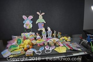 Easter Lot-Tote included