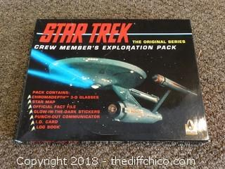 Star Trek Collectible Game