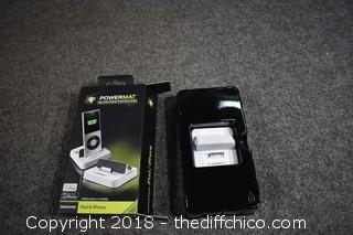 PowerMat Wireless Charging for IPOD & IPhone