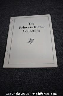 Princess Diana Stamp Collection