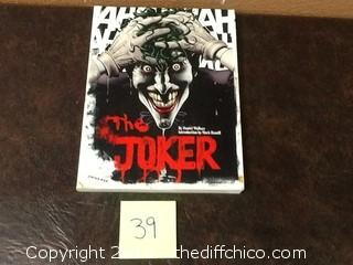 """""""The Joker"""" comic book"""