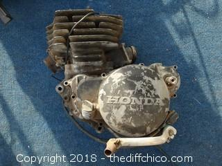 Honda Bike Parts