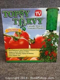 Topsy Turvy Tomato Planter - NEW