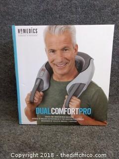Homedics Dual Comfort Pro - NEW