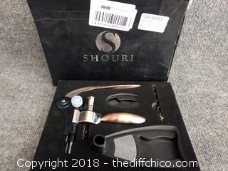 Shouri Rabbit Wine Opener