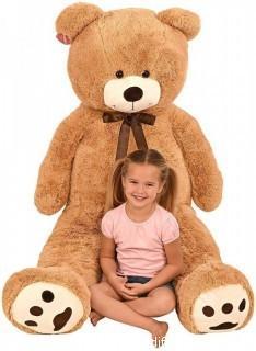 Kangaroo Plush Toy Giant 5 ft Teddy Bear - NEW