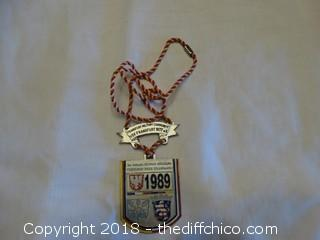 German American Frankfurt Necklace
