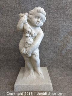 "EMSCO Group Cupid Statue - Made of Resin - 23.5"" Tall"