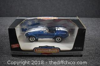 American Muscle Collectible Car
