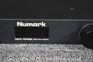 Numark PC-9 Power Conditioner