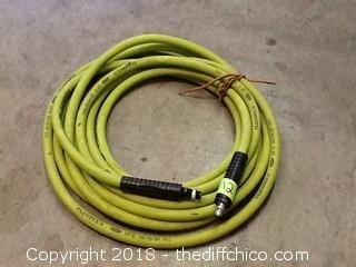 25' flexzilla 3/8'' air hose
