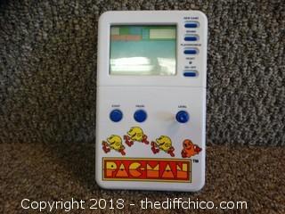 Vintage 1982 Pac Man Game Works