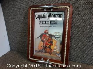 Captain Morgan Mirror