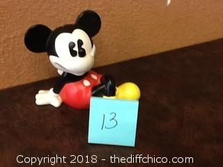 micky mouse piggy bank