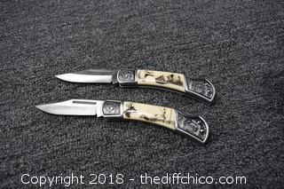 2 Knives