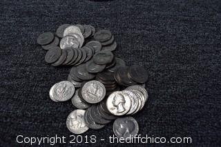 1960's Quarters