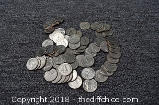 Lot of Quarters