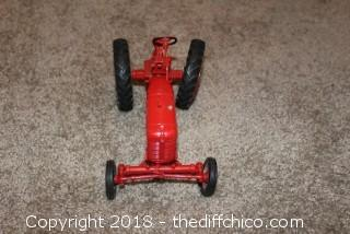 Cast Iron Tractor McCormick