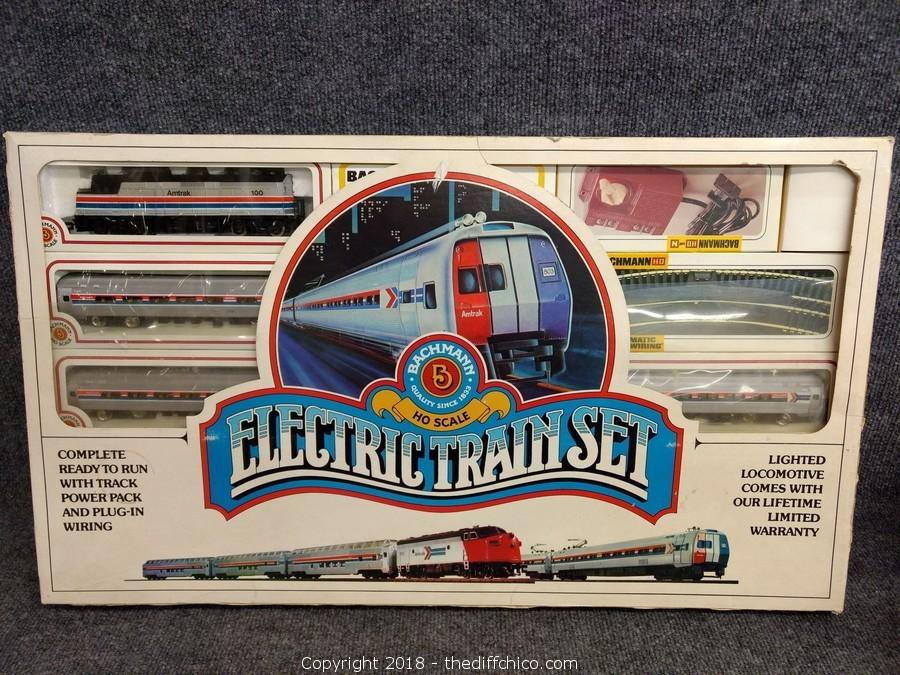 The Difference - Auction: Model Trains and Trucks Collectors