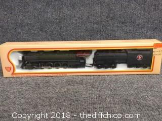 IHC Ho Great Northern M620 4-8-2 Great Northern Mountain Train - Excellent Condition